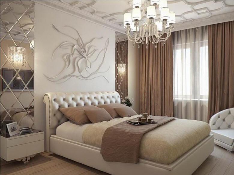Декор спальни своими руками с фото